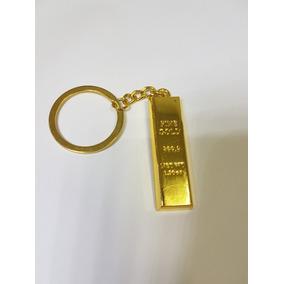 Chaveiro Barra De Ouro - Top