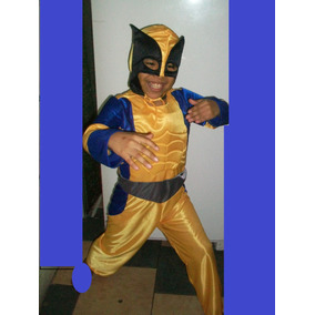 Wolverine Disfraz - Disfraces y Cotillón en Mercado Libre Argentina 295e1fad818f