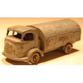 Carrinho - Miniatura - Refuse Collector Lesney