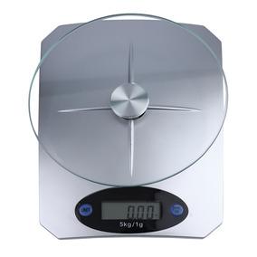 Balança Digital Cozinha Até 5kg Alta Precisão Pronta Entrega