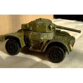 Tanque Militar - Dinky Toys Daimler Armoured Car