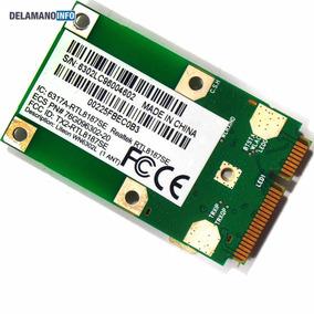 Rtl8187se Placa De Rede Realtek Wireless Pci-e (3072)