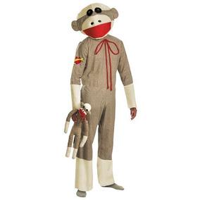 Disfraz Botarga Mono Chango Monkey Adulto Disfraces Hm4. Distrito Federal ·  Disfraz De Chango Sock Monkey Para Adultos Envio Gratis 413f6c6a6d7