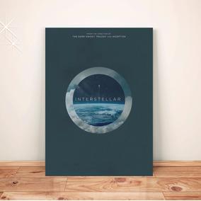 Pôster Universo Interestelar - Placa Rígida A3 #pdv067a0