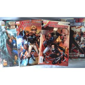 Avante, Vingadores! (1ª Série) Panini 01-57
