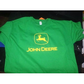Remera Estampada John Deere + Calco De Regalo
