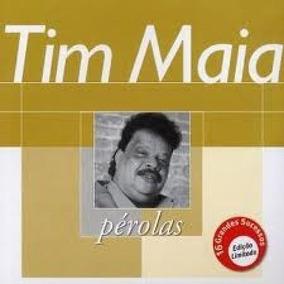 Cd Tim Maia - Perolas