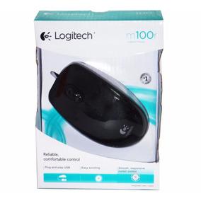 Mouse Logitech Optico M100r Usb