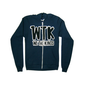 Hoodie American Apparel Sudadera We The Kings Hot Topic