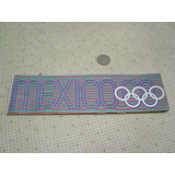 Olimpiadas México 68. Talonario-guía De Actividades Completa