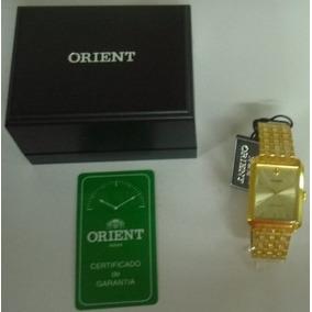 Promocioneslafamilia Relojes Orient Dorado Original Hombre