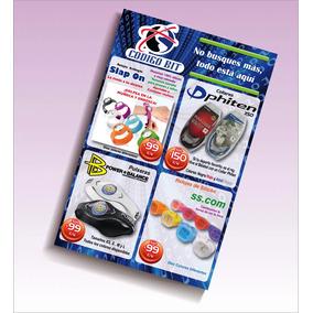 1000 Carteles Posters $1.79 C/u Tabloide Publicitario Msi