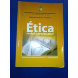 Libro Etica Social Y Profesional