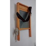 Tallador Musical Washboard Percusión C/platillo Ciudadela