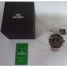 Promocioneslafamilia Relojes Orient Cromado Original Hombre