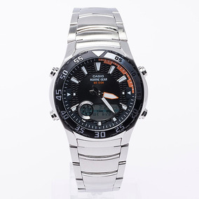 Casio Amw-710d Anadigi G De Mareas F Lunares Relojfilia