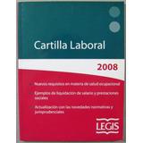 cartilla laboral 2012 legis
