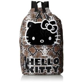 261a5e467f8 Hermoso Maletin Escolar Hello Kitty En Alto Relieve - Bolsos ...