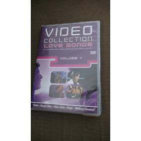 Dvd Love Songs Para Colecionadores Volume 1 E 2