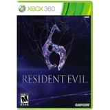 ..:: Resident Evil 6 ::.. Para Xbox 360 En Start Games