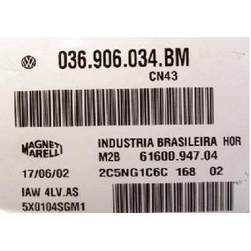 Modulo Injeção Vw Gol / Parati 1.0 16v Gasolina