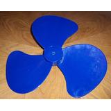 Aspa Para Abanico Color Azul Nueva
