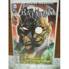Batman # 2 Arkham City Dc Mexico Comics
