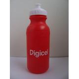 Envase Para Bebidas Color Rojo