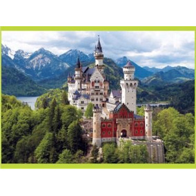 Rompecabezas 1000 Piezs Neuschwanstein Castillo Ravensburger