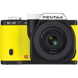 Cámara Pentax K-01 16.3 Mp Importada Única En El Mercado