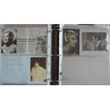 Album Con 242 Fotos Originales De Actores Y Toreros