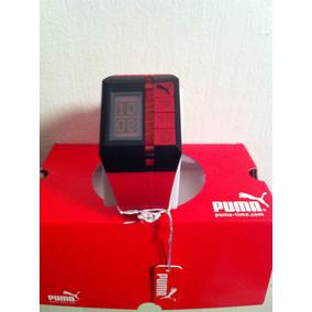 Reloj Puma Future Red