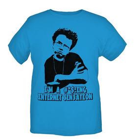 Hot Topic Playera Keenan Cahill Internet Sensation T-shirt