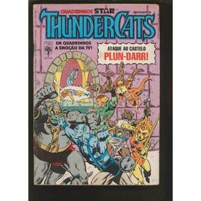 Hq Thundercats Nº 5 Ano 1986 Rara