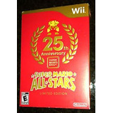 Super Mario All-stars Limited Edition - Wii