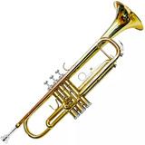 Trompete Em Sib Laqueado Jahnke Jtr001