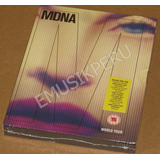 Madonna Mdna World Tour Deluxe 1dvd+2cd (sellado) - Emk
