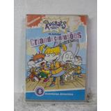 Dvd Rugrats - Criando Confusões - Original
