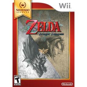 Jogo The Legend Of Zelda Twilight Princess Para Nintendo Wii