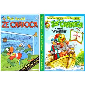 5 Dvds Ze Carioca Com + 780 Revistas Diversas Digitalizadas