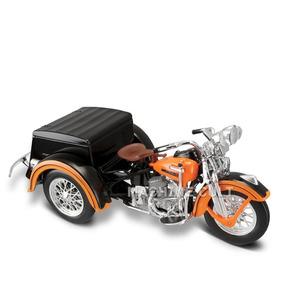 Miniatura Triciclo Harley-davidson 1947 - Maisto 1:18 S32420