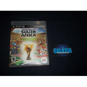 Fifa World Cup 2010 South Africa - Playstation 3 Ps3 Física