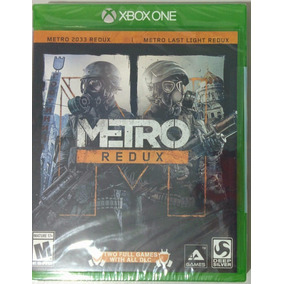 Metro Last Light Xbox One- Entrega Digital