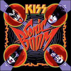 Patch Kiss - Sonic Boom - 20x20