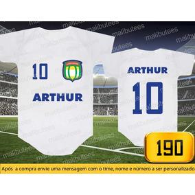 Body Ou Camisetas Times São Caetano Personalizado 634a661f7298b