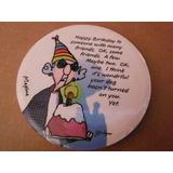 Iman Fridge Magnet Maxine By John Wagner Retro Souvenir