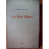 Poesia Les Rois Mages Andre Frenaud Ed Seghers En Frances
