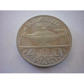 400r.1937 Oswaldo Cruz Sb/fc .