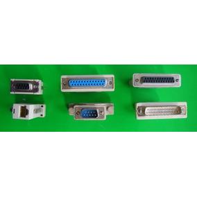 Adaptador Convertidor Serial Rj-45 Usb Ps/2 Rj-11