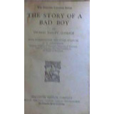 The Story Of A Bad Boy Thomas Bailey Aldrich Libro En Inglés